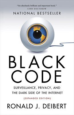 Black Code: Inside the Battle for Cyberspace paperback cover image